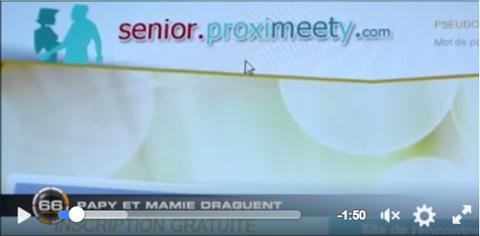 site de rencontre proximeety senior