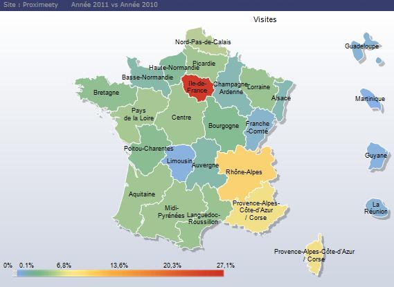 Rencontres en France