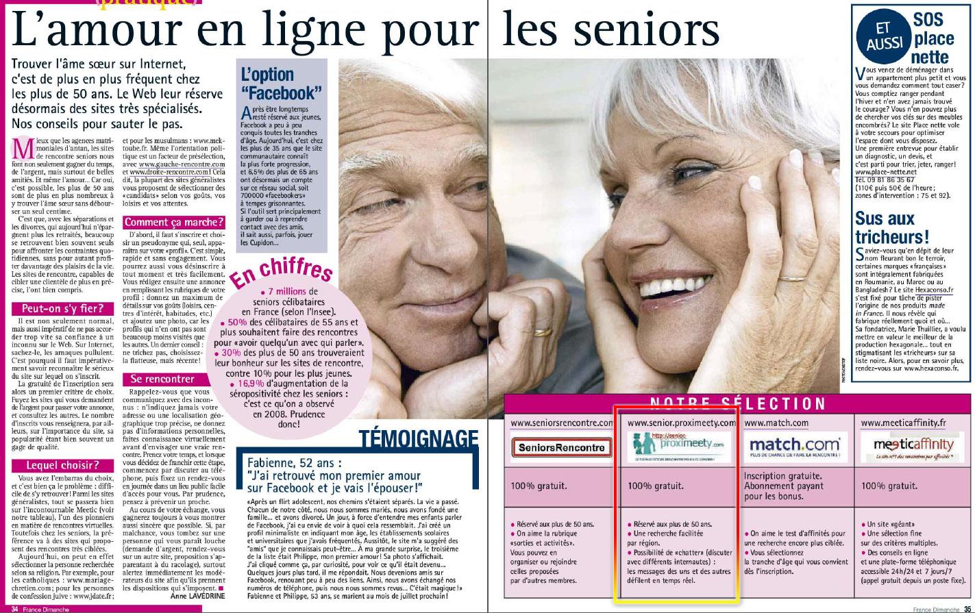 proximeety france Saint-Benoît